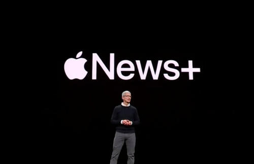 Apple News Plus发行新出版物向英国